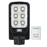 108LED 10000mAh Battery Solar Street Light Button Control Light Control Remote Control