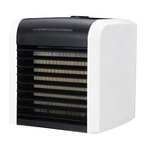 Portable Silent 2Modes USB Rechargeable Air Conditioner Outdoor Indoor Mini Cooler Fan