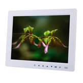 10 Inch 16:9 1080P Digital Photo Frame Album Music Player with Remote Control