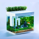 Geometry 15L/30L Smart Temperature Control AI Fish Tank Real Time Monitoring Of Water Quality Efficient Filtration APP Controls From Xiaomi Youpin