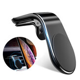 Magnetic Car Phone Holder Navigator Bracket Metal Car Bracket