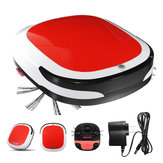 Portable Smart Robotic Vacuum Auto Cleaning Microfiber Cleaner Mop Floor Sweeper
