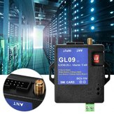 GL09 8 Channel Battery Operated App Control GSM Alarm System SMS Alert