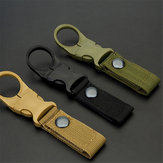 Belt Accessories Cup Hook With Nylon Plastic Buckle Mountaineering Multifunctional Keychain