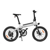 [EU Direct] HIMO C20 10Ah 36V 250W 20 Inch Foldable Electric Moped Bicycle Brushless Motor 100kg Max Load 25km/h Top Speed 80km Mileage Electric Bike Built-in Air Pump EU Plug