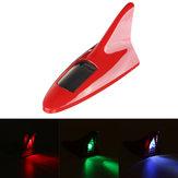 Uniwersalny tryb 12LED 11 Energia słoneczna Dachowa lampa anteny samochodowej Migające światło ostrzegawcze 12V Czerwony / Czarny / Srebrny / Biały