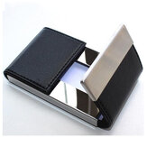 Business card holder men's fashion card case ladies large-capacity business card package File Folder
