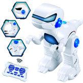 MGRC T16 Смарт RC Робот Программируемый Динозавр Петь Голос Взаимодействие Робот Игрушка в Подарок