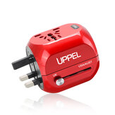 M168-7 30W PD Fast Charge Universal Conversion Plug Adapter podróżny EU / US / UK / Au Standardowy adapter gniazda konwersji