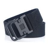 AWMN DB19 120cm Nylon Tactical Belt Punch Free Schnellverschluss Einstellbare Casual Canvas Gürtel