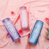 Lápis multifuncional plástico Caso Caneta de maquiagem Caixa Lápis de grande capacidade Caixa