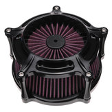 Turbine Air Intake Filter Cleaner For Harley Sportster XL883 1200 Iron 1991-2019
