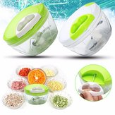Manual Food Vegetable Onion Chopper Meat Chopper Mincer Dicer Kitchen Slicer