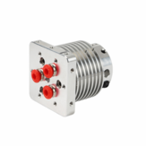 0.4mm / 1.75mm 3-in-1-out Hotend Multi Hot-end Extruder Nozzle voor PLA ABS Filament 3D-printer