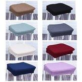 Toz geçirmez Çıkarılabilir Elastik Streç Slipcovers Ev Yemek Sandalyesi Koltuk Kılıfları