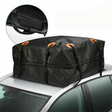 Waterproof Frame-less Construction Car Luggage Bag Rooftop Cargo Carrier Basket Rack Travel