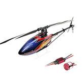ALIGN T-REX 470LP DOMINATOR 6CH 3D Zestaw helikoptera RC z napędem pasowym z silnikiem 1800KV 50A ESC