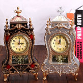 Desk Pendulum Alarm Clock Vintage Clock Classical Cabinet Creative Imperial Furnishing Sit Pendulum Clock