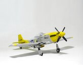 Hookll Mustang P51 V2 EPO 1200mm Spanwijdte RC Vliegtuig Fixed Wing KIT / PNP