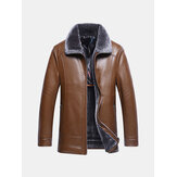 Mens PU Leather Jackets