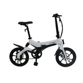 [EU Direct] ONEBOT S6 6.4Ah 36V 250W 16inch Folding Moped Bicycle 3 Modes 25km / h最高速度50km走行距離範囲電動自転車最大負荷120kg