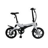 [EU Direct] ONEBOT S6 6,4 Ah 36 V 250 W 16-calowy składany rower motorowerowy 3 tryby 25 km / h Maksymalna prędkość 50 km Przebieg Zasięg roweru elektrycznego Maksymalne obciążenie 120 kg