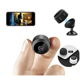 1080P HD Mini caméra IP sans fil WIFI DVR Night Vision Home Security