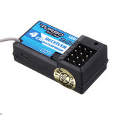 Hobby Porter 4CH RC Car Receiver for 91803G-VT 2.4GHz 3CH Radio التحكم عن بعد مراقبة Transmitter RC Car Boat Vehicle نموذج