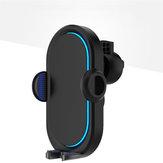 Suporte de carro por indução infravermelho automático Bakeey 10W Carregador sem fio de carregamento rápido para iPhone 11 Pro Huawei P30 Mate 20Pro Mi9 S10 + Note10