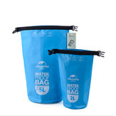 2L / 5L Impermeable Dry Bolsa Pouch al aire libre Sports Drift Rafting Kayaking Storage Pack