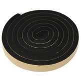 2M Self Adhesive Foam Seal Ring Tape Strip Draught Excluder EPDM Rubber