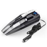 12V 120W 5000Pa المحمولة السيارات الرطب الجاف مكنسة كهربائية مع 4.2M القوة الحبل