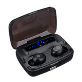 F9 TWS LED Battery Display Wireless bluetooth Earphone Headphones with Mic for Huawei