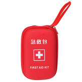 52Pcs PU Waterproof First-Aid Kit EVA Portable Outdoor Emergency Bag Gift Emergency Bag