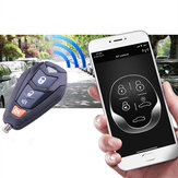 Universal Car Alarm Auto Central Kit Door Lock Keyless Entry System Locking With Remote Control