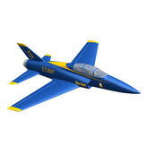 Taft Hobby Cobra TD-02 1300mm Wingspan EPO Ducted 90mm EDF Aerobatic RC Airplane Fixed-wing Jet KIT