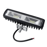 6 inch 12V 48W LED WORK LIGHT BAR Spot Lamp For OFF-ROAD 4WD SUV ATV CAR LAMPS B