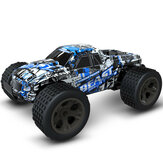 KYAMRC 2811 1/20 2,4 G 2WD Højhastigheds RC Car Drift Radiostyret racing Klatring Off-road trucklegetøj