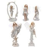 Angel Figurines Beautiful Fairy Ornament Statue Home Decorations Europese stijl hars geschenken