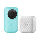 Zero AI Identification du visage 720P IR Set de sonnette vidéo Motion Detect Intercom Stockage Cloud gratuit Chargeur vocal Talk De Xiaomi Youpin