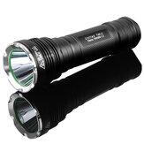 TANLOOK L2 1000 lúmenes linterna 5 modos Impermeable luz LED