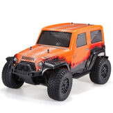 1/10 2.4G 4WD 94702 RC Car Crawler Off-road Vehicle Models