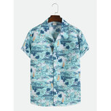 Mens Vocation Beach Shirts