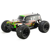 SST 1929V2 2.4G 1/10 4WD 2 In 1 RC Car High Speed Vehicle Models