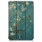 Apricot Blossom Tri Fold Skrzynki na 10,8 cala HUAWEI MatePad Pro Tablet
