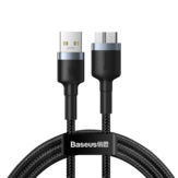 Baseus Cafule USB3.0 Male to Micro-B 2A 1M Hard Drive Data Cable for Mobile Phone Hard Drive