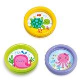 24 '' bebé inflable bañera PVC gruesa portátil baño bañera juguetes para niños