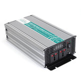 1000 W DC12V naar AC220V / 110V Uit Raster Pure Sine Wave Power Inverter LED-display