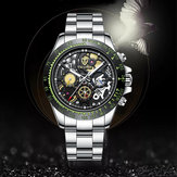 TEVISE T863 Date Display Business Automatic Mechanical Watch