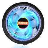Voyage RGB Air cooling 12VDC CPU Cooling Fan